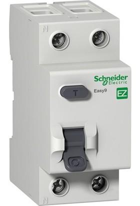 Schneider Electric Easy9 2 Kutup 30mA 40A Kaçak Akım Koruma Rolesi