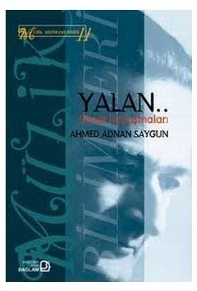 Yalan-Ahmet Adnan Saygun