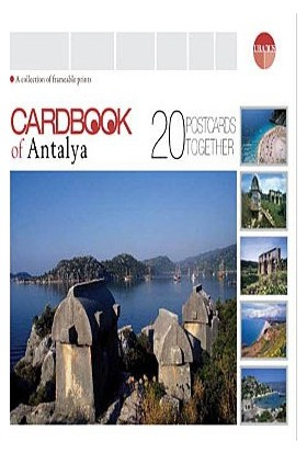 Cardbook Of Antalya-Erdal Yazıcı