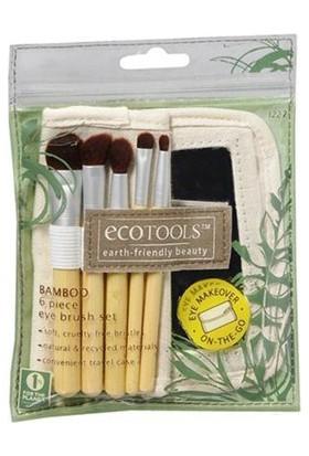 Eco Tools 6'lı Göz Fırça Seti