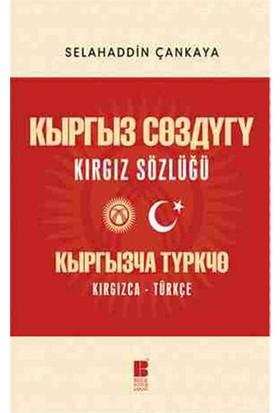 Kırgız Sözlüğü-Selahaddin Çankaya