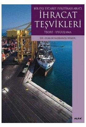 İhracat Teşvikleri-Osman Barbaros Kemer