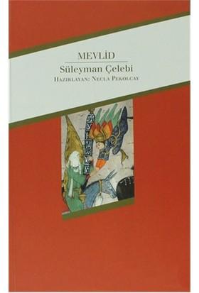 Mevlid-Süleyman Çelebi