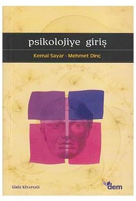 Psikolojiye Giriş - Kemal Sayar