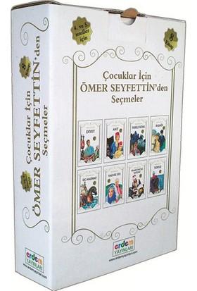 Çocuklar için Ömer Seyfettin'den Seçmeler- 8 Kitap - Ömer Seyfettin