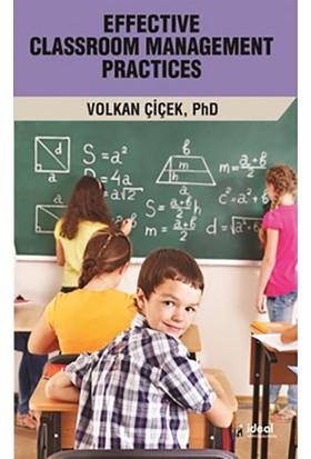 Effective Clasroom Management Practices-Volkan Çiçek