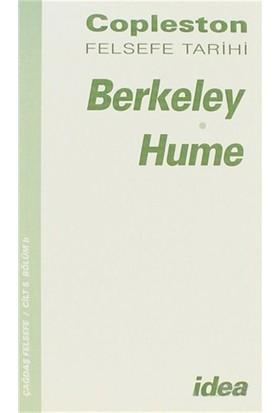 Copleston Felsefe Tarihi Berkeley, Hume Cilt 5 Bölüm B-Frederick Copleston