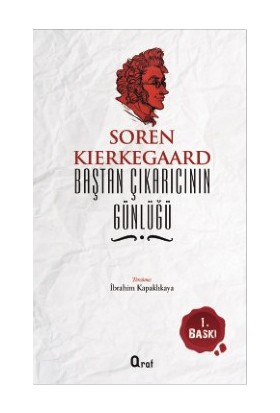 Baştan Çıkarıcının Günlüğü-Sören Kierkegaard