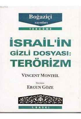 İsrail'İn Gizli Dosyası: Terörizm-Vincent Monteil