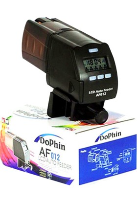 Dophin Af012 Lcd Dijital Yemleme Makinesi