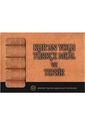 Kuran Yolu Türkçe Meal Ve Tefsir 1-5 Cilt Takım - Sadrettin Gümüş