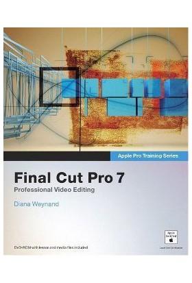 Final Cut Pro 7 - Diana Weynand