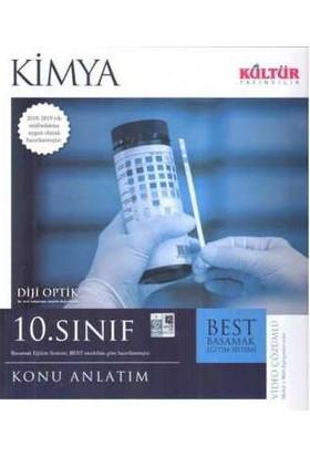 Kültür Yayınları Best 10. Sınıf Kimya Konu Anlatım