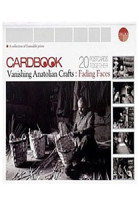 Cardbook Of Vanişhing Anatolian Grafts:Fading Faces-Erdal Yazıcı