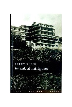 İstanbul Intrigues-Barry Rubin