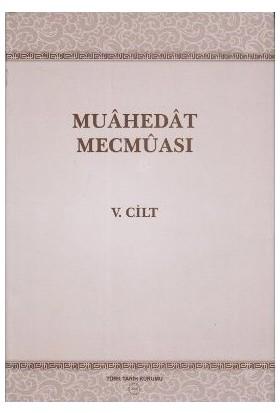 Muahedat Mecmuası (5 Cilt Takım)-Kolektif