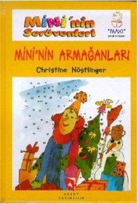 Mini'Nin Serüvenleri Mini'Nin Armağanları-Christine Nöstlinger
