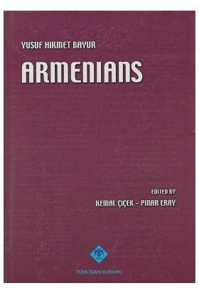 Armenians-Yusuf Hikmet Bayur