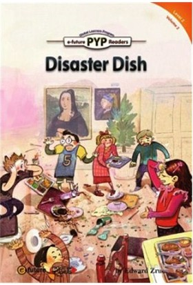 Disaster Dish (Pyp Readers 2)-Edward Zrudlo