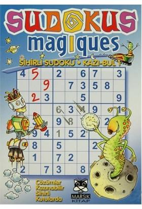Sudokus Magiques 1 - Sihirli Sudoku - Kazı-Bul 1-Kolektif
