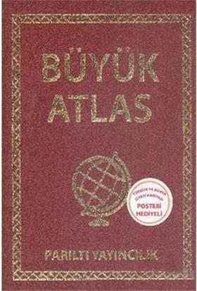 Parıltı Büyük Atlas Ciltli