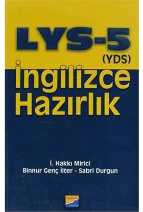 LYS 5 - YDS İngilizce Hazırlık - Sabri Durgun