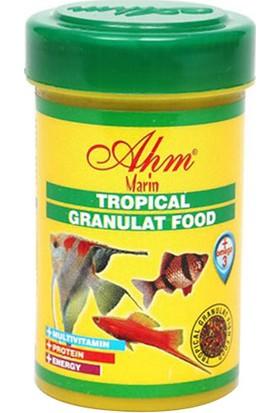 Tropical Gran.Food 100 Ml Balık Yemi