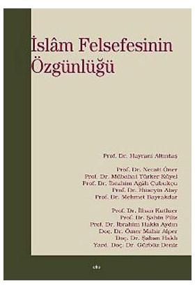 İslam Felsefesinin Özgünlüğü-Kolektif