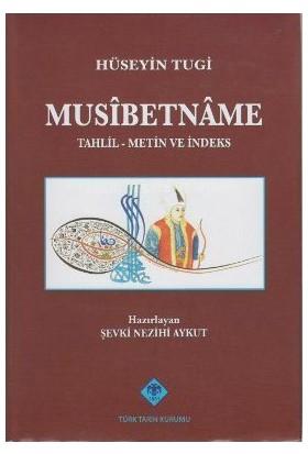 Musibetname-Hüseyin Tugi