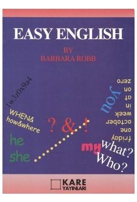 Easy English-Barbara Robb