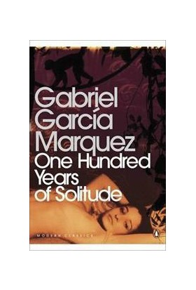 One Hundred Years Of Solitude-Gabriel Garcia Marquez