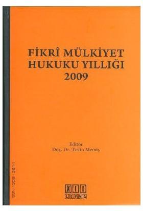 Fikri Mülkiyet Hukuku Yıllığı 2009-Kolektif