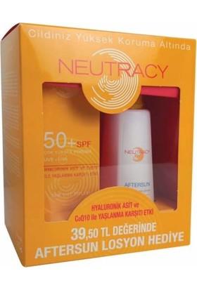 Neutracy Güneş Kremi Kuru Cilt Spf 50 70 ml - After Sun Hediyeli