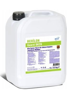 Berilon Guard Dk26 Ağır Yağ Ve Kir Sökücü Köpüklü Genel Yüzey Temizleme 20 lt