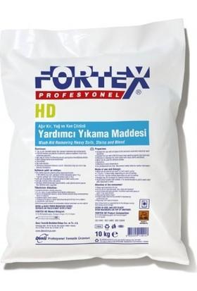 Fortex HD Çamaşır Ağır Kir Yağ Ve Kan Çözücü Yardımcı Yıkama Deterjanı 10 kg