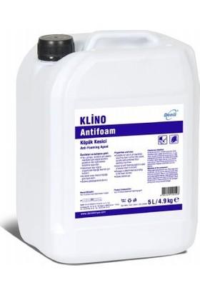 Klino Antifoam Makine Köpük Kesici Halı Çamaşır Kombine Yer Yıkama 5 lt