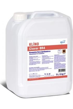 Klino Clover Dr4 Konsantre Hava Şartlandırıcı Oda Parfümü 5 lt