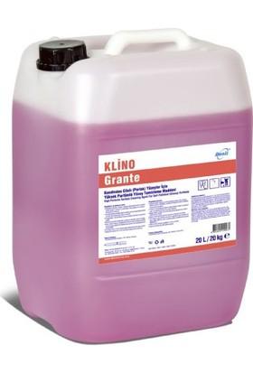 Klino Grante Cilalı (Parlak) Yüksek Parfümlü Genel Yüzey Temizleme 20 kg