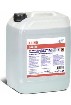 Klino Sanite Qac Bazlı Hijyen Sağlayan Genel Temizlik Maddesi 5 kg