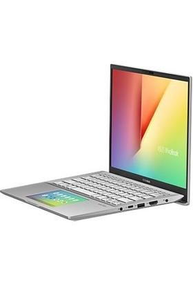 """Asus VivoBook S432FL-EB023T Intel Core i7 8565U 16GB 512GB SSD MX250 Windows 10 Home 14"""" FHD Taşınabilir Bilgisayar"""