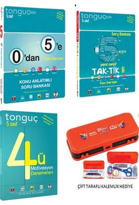 Tonguç 5. Sınıf Set + Kalemlik