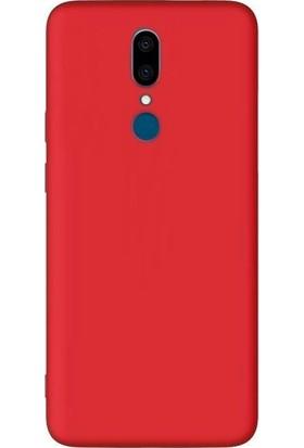Teleplus Vestel Venus V7 Silikon Kılıf Kırmızı