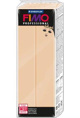 Staedtler Fimo Professional Polimer Kil Doll Art 454 g Sand