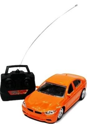 Surpass Car 2036 Uzaktan Kumandalı Pilli Kutuda Araba Sarı