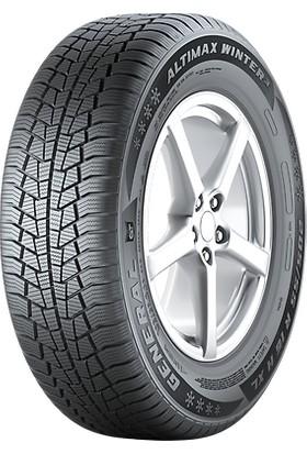 General Tire 175/65 R 14 82T Altimax Winter 3 Oto Kış Lastiği (Üretim Yılı:2018)