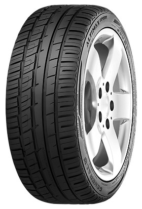 General Tire 215/45R17 91Y XL FR Alt Sport Oto Yaz Lastik (Üretim Yılı:18/19)