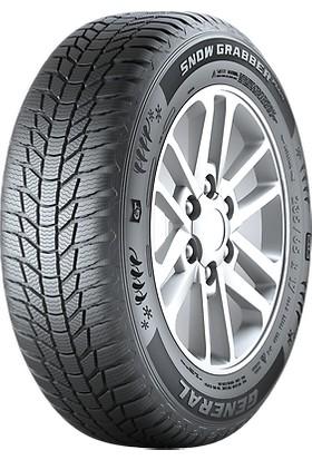 General Tire 275/40 R 20 106V XL Snow Grabber Plus Oto Kış Lastiği (Üretim Yılı:2018)