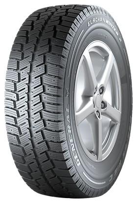 General Tire 215/75 R 16 113/111R Eurovan Winter 2 Oto Kış Lastiği (Üretim Yılı:2018)
