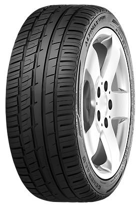General Tire 195/50R16 88V XL Alt Sport Oto Yaz Lastik (Üretim Yılı:18/19)