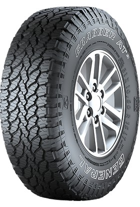 General Tire 255/70R15 112T XL FR Grab At3 Oto Yaz Lastik (Üretim Yılı:2019)
